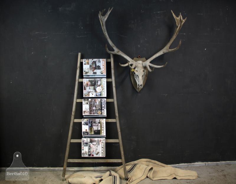 Decoratieve ladder (136057)..verkocht