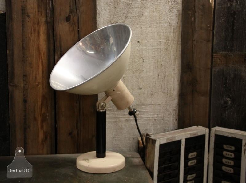 Industriële bureaulamp (131067)