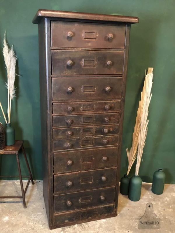 Jaren 20 ladekast (141897) verkocht