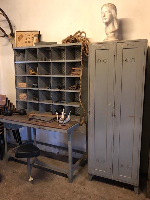 Geleefde locker (137153)