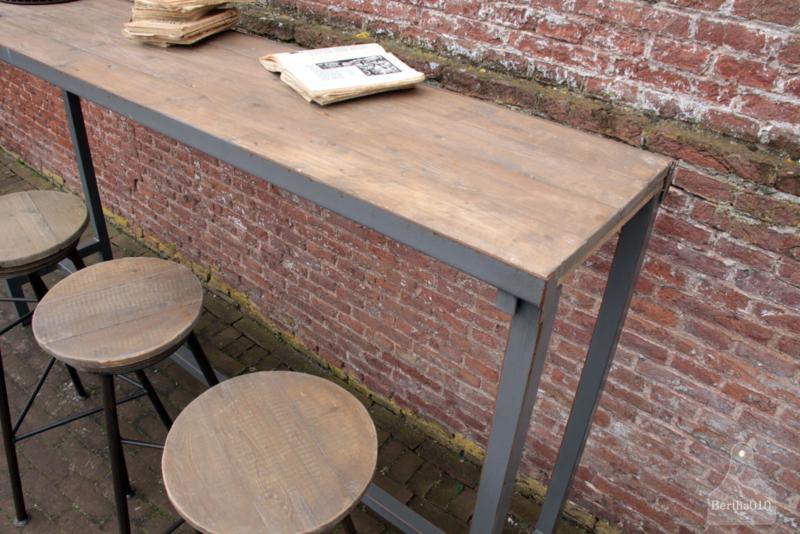 Ongebruikt Hoge, smalle tafel op maat te maken (135989) | Verkocht | Te koop CF-07