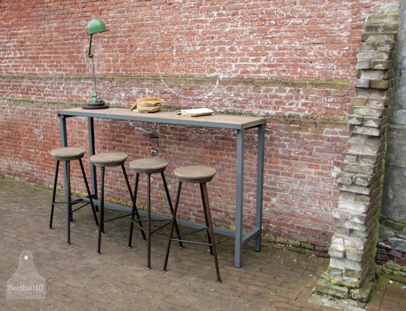Hedendaags Hoge, smalle tafel op maat te maken (135989) | Verkocht | Te koop BM-16