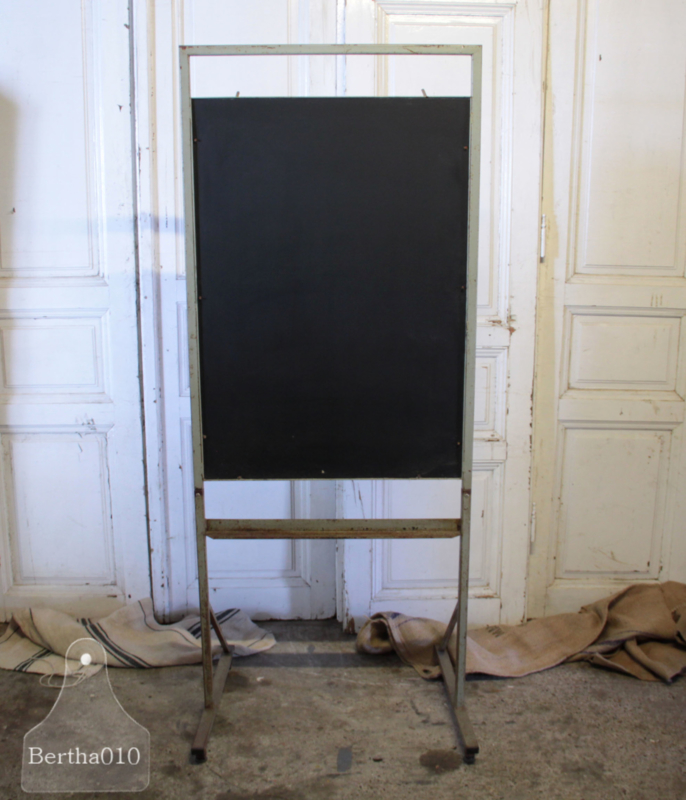 Industrieel schoolbord (134137) verkocht