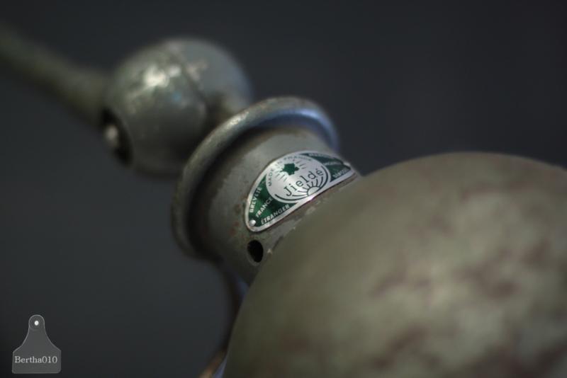 2 Jieldelampen 1 arm (136110)...verkocht
