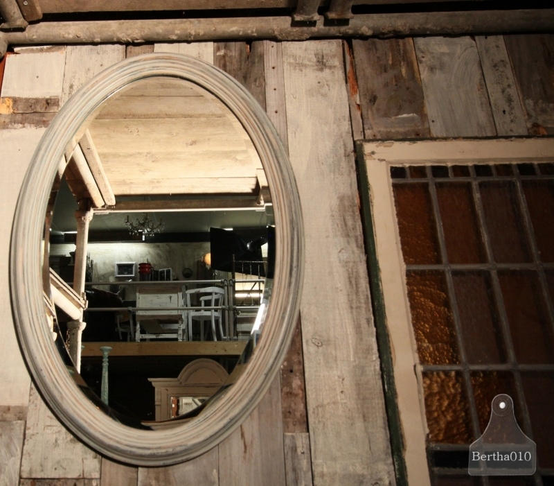 Geleefde spiegel (130705) verkocht
