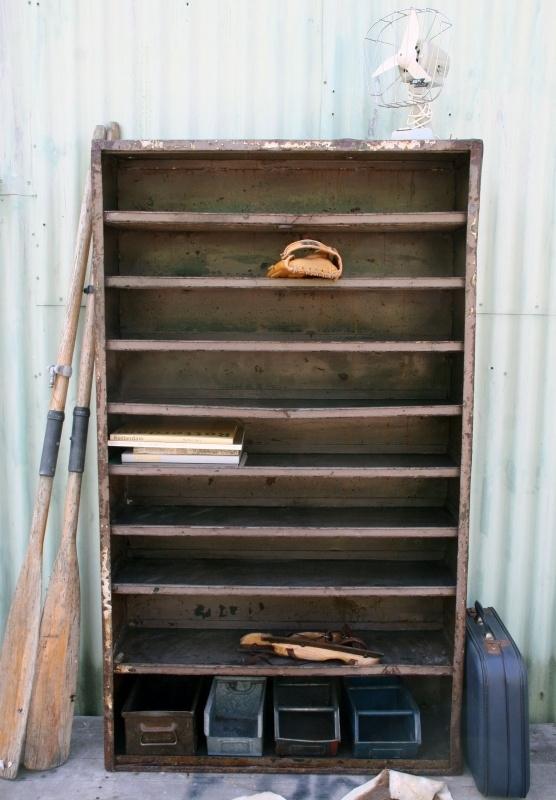 Industriele kast (130535)...verkocht