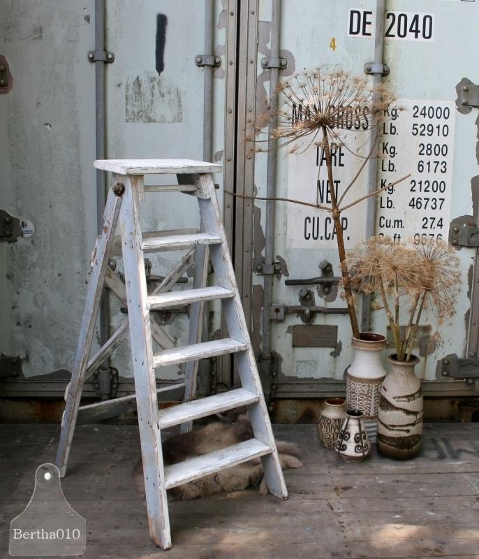Landelijke trap (130592)..verkocht