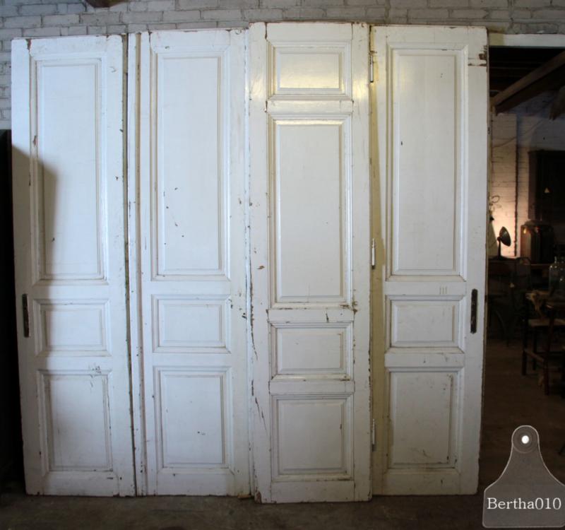 Oude paneeldeuren (134365)