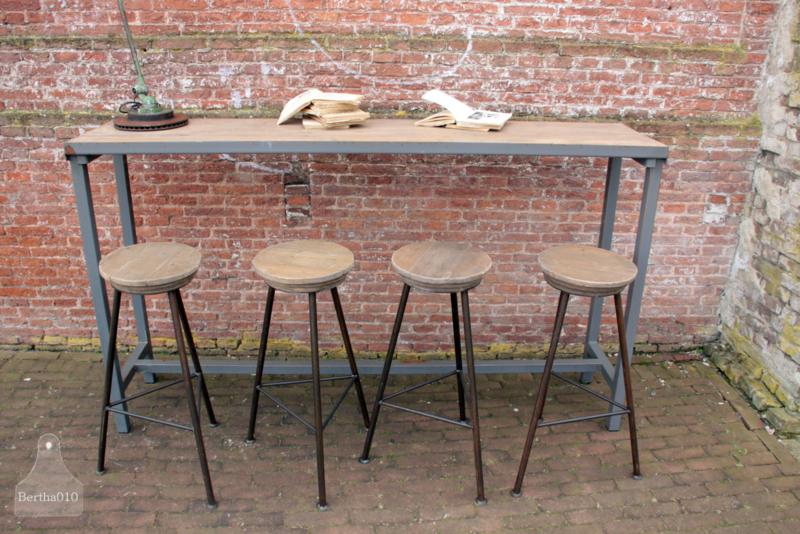 Uitgelezene Hoge, smalle tafel op maat te maken (135989) | Verkocht | Te koop VS-79