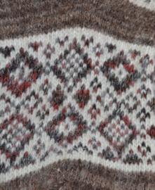 Korte schapenwollen sokken maat 43-44