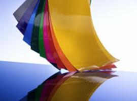 Statische raam vinyl 30.5 cm x 100 cm