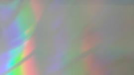 Holografisch Spectrum 30 x 50 cm