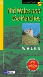 Wandelgids Mid Wales and the Marches | Jarrold Publishing | ISBN 9780711720046