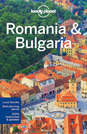 Reisgids Romania & Bulgaria | Lonely Planet | ISBN 9781786575432