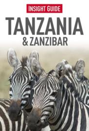 Reisgids Tanzania & Zanzibar | Insight Guide | ISBN 9789066554719