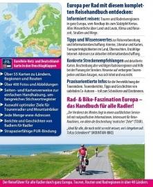 Fietsgids Fahrradführer Europa | Reise Know How | Fietsgids Europa | ISBN 9783896626509