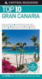 Reisgids Gran Canaria | Capitool Compact | ISBN 9789000360765