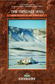 Wandelgids - Trekkinggids The Teesdale way | Cicerone | ISBN 9781852844615