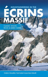 Klimgids Mountaineering in the Ecrins Massif  | Vertebrate Publishing | ISBN 9781906148829