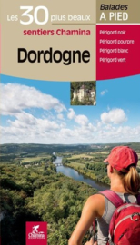 Wandelgids Dordogne | Chamina | ISBN 9782844663481