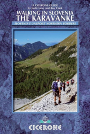 Wandelgids-Trekkinggids Walking in Slovenia: The Karavanke | Cicerone | ISBN 9781852846428