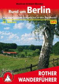 Wandelgids Rund um Berlin / Berlijn | Rother Verlag | ISBN 9783763343430