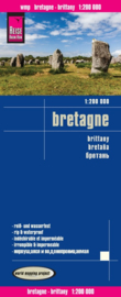 Wegenkaart Bretagne | Reis Know How | 1:200.000 | ISBN 9783831773008