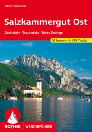 Wandelgids Salzkammergut Ost | Rother Verlag | Dachstein-Traunstein-Totes Gebirge | ISBN 9783763343843