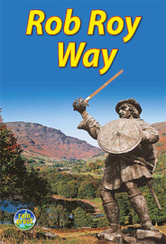 Wandelgids-Trekkinggids The Rob Roy Way | Rucksack Readers | ISBN 9781898481478