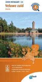 Fietskaart Veluwe Zuid | ANWB 24 | 1:66.666 | ISBN 9789018047252