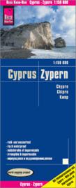 Wegenkaart Zypern - Cyprus   Reise Know How   1:150.000   ISBN 9783831773114