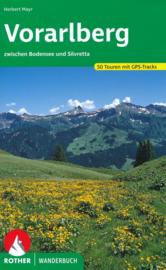 Wandelgids Vorarlberg | Rother | ISBN 9783763330317