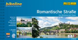 Fietsgids Romantische Strasse - 503 km | Bikeline | | ISBN 9783850007955