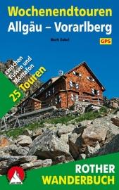 Wandelgids Vorarlberg en Allgäuer Alpen | Rother Verlag | ISBN 9783763331468