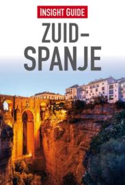 Reisgids Zuid-Spanje, Costa del Sol - Andalusië | Insight Guides | ISBN 9789066554696
