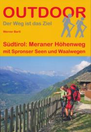 Wandelgids Meraner Höhenweg | Conrad Stein Verlag | ISBN 9783866866256
