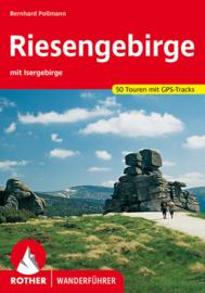 Wandelgids Riesengebirge - Isergebirge | Rother Verlag | Reuzengebergte Tsjechië | ISBN 9783763342228