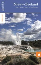 Reisgids Domincus Nieuw-Zeeland | Dominicus | ISBN 9789025764784