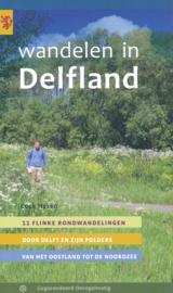 Wandelgids Wandelen in Delfland | Gegarandeerd Onregelmatig | ISBN 9789078641742