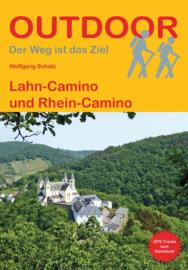 Wandelgids Lahn-Camino und Rhein-Camino | Conrad Stein Verlag | ISBN 9783866866171