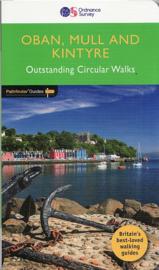 Wandelgids Oban, Mull & Kintyre | Jarrold Publishing | ISBN 9780319091036