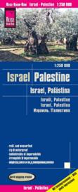 Wegenkaart Israel   Reise Know How   1:250.000   ISBN 9783831772681