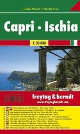 Wegenkaart - Wandelkaart Capri | Freytag & Berndt | 1:30.000 | ISBN 9783707910681