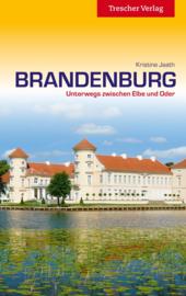 Reisgids Brandenburg | Trescher Verlag | ISBN 9783897943704