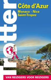 Reisgids Cote d`Azur | Lannoo Trotter | ISBN 9789401440035