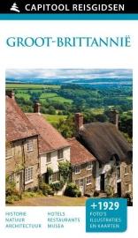 Reisgids Groot Brittannië | Capitool | ISBN 9789000341764