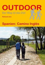 Wandelgids Camino Inglés | Conrad Stein Verlag | ISBN 9783866866089