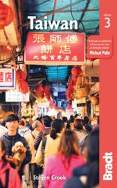 Reisgids Taiwan | Bradt | ISBN 9781784776220