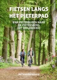 Fietsgids Fietsen langs het Pieterpad - Het fietserpad | Elmar | ISBN 9789038926940
