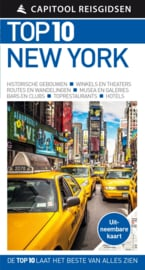 Stadsgids New York | Capitool Top 10 | ISBN 9789000354733